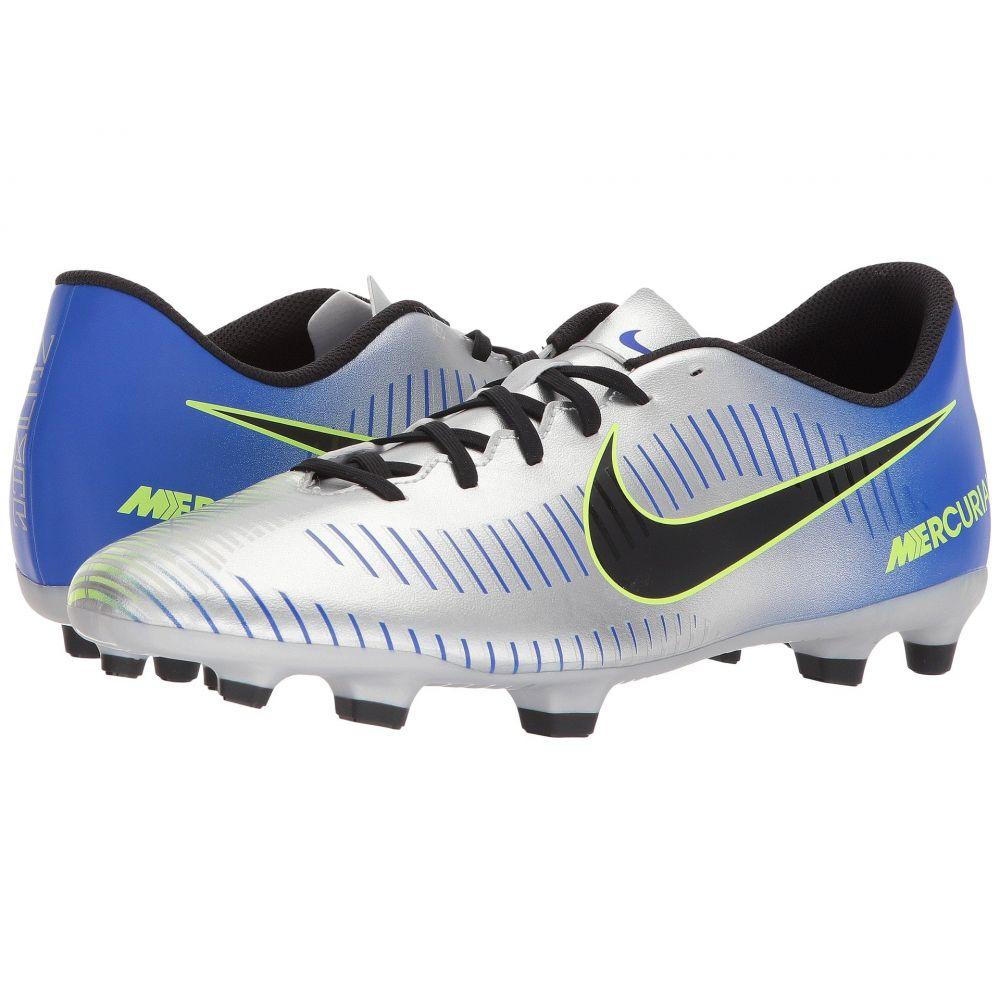 ナイキ Nike メンズ サッカー シューズ・靴【Mercurial Vortex III NJR FG】Racer Blue/Black/Chrome/Volt