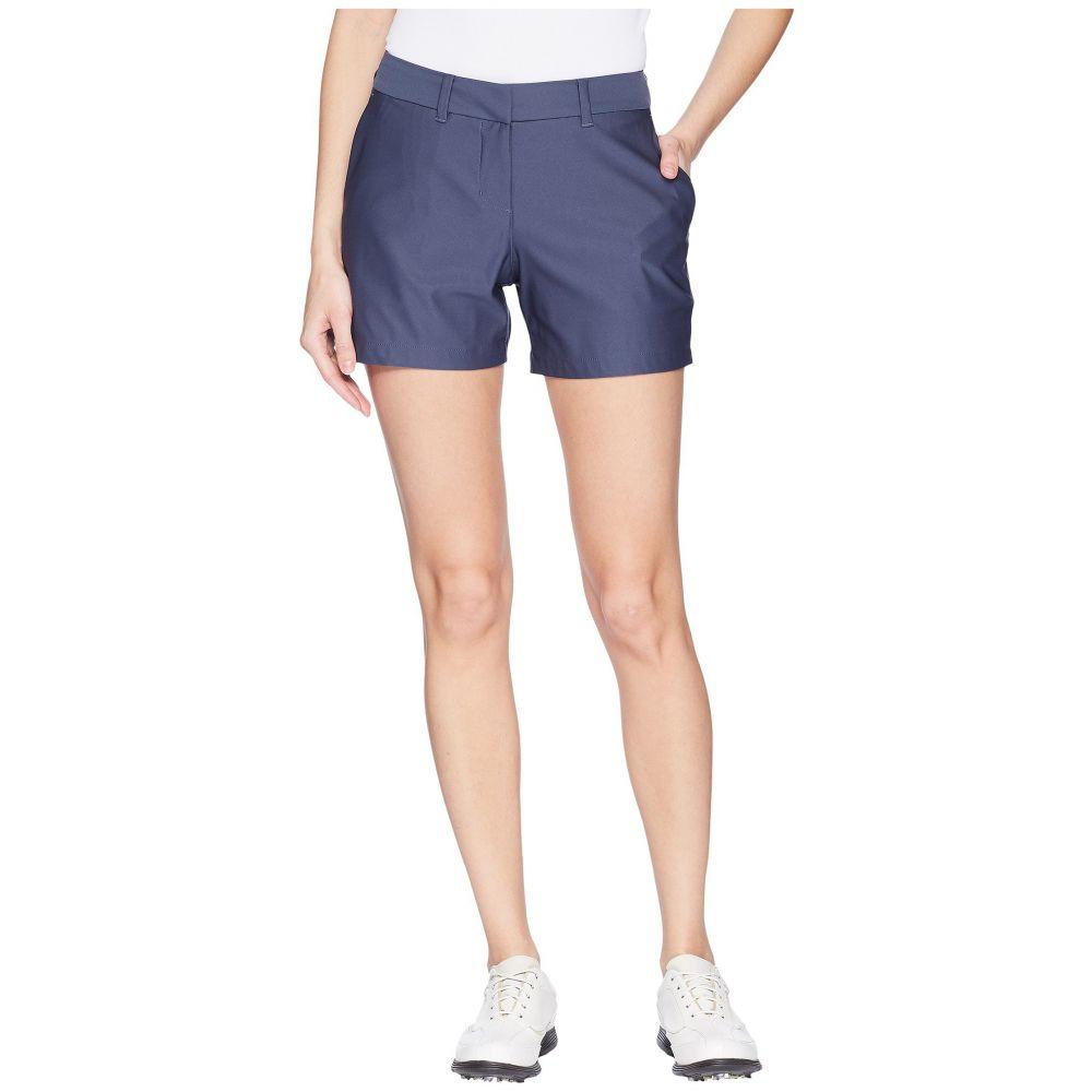 ナイキ Nike Golf レディース ゴルフ ボトムス・パンツ【Flex Shorts Woven 4.5】Thunder Blue/Thunder Blue