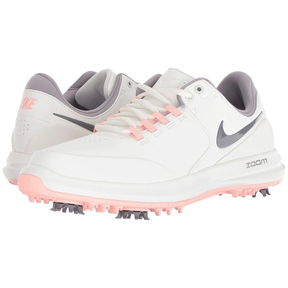 【最安値】 ナイキ Nike Golf レディース Golf ゴルフ シューズ Nike・靴【Air レディース Zoom Accurate】Summit White/Gunsmoke/Bleached Coral, 白石市:c04b9f65 --- aqvalain.ru
