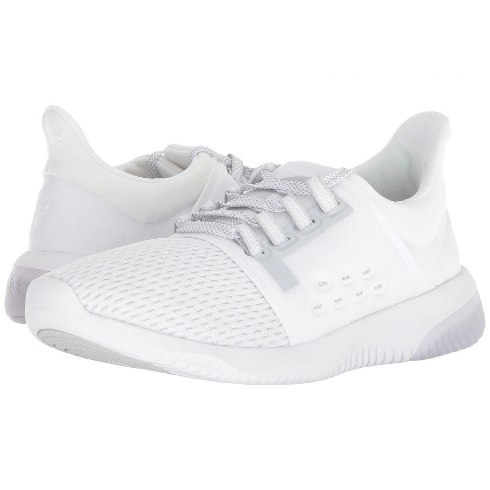 アシックス ASICS レディース ランニング・ウォーキング シューズ・靴【GEL-Kenun Lyte】White/Glacier Grey/White