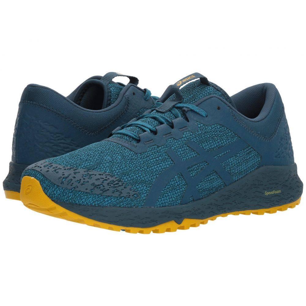 アシックス ASICS メンズ ランニング・ウォーキング シューズ・靴【Alpine XT】Turkish Tile/Ink Blue/Lemon Curry