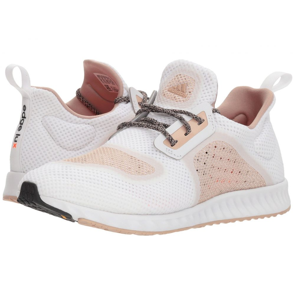 アディダス adidas Running レディース ランニング・ウォーキング シューズ・靴【Edge Lux Clima】Footwear White/Ash Pearl/Ash Pearl