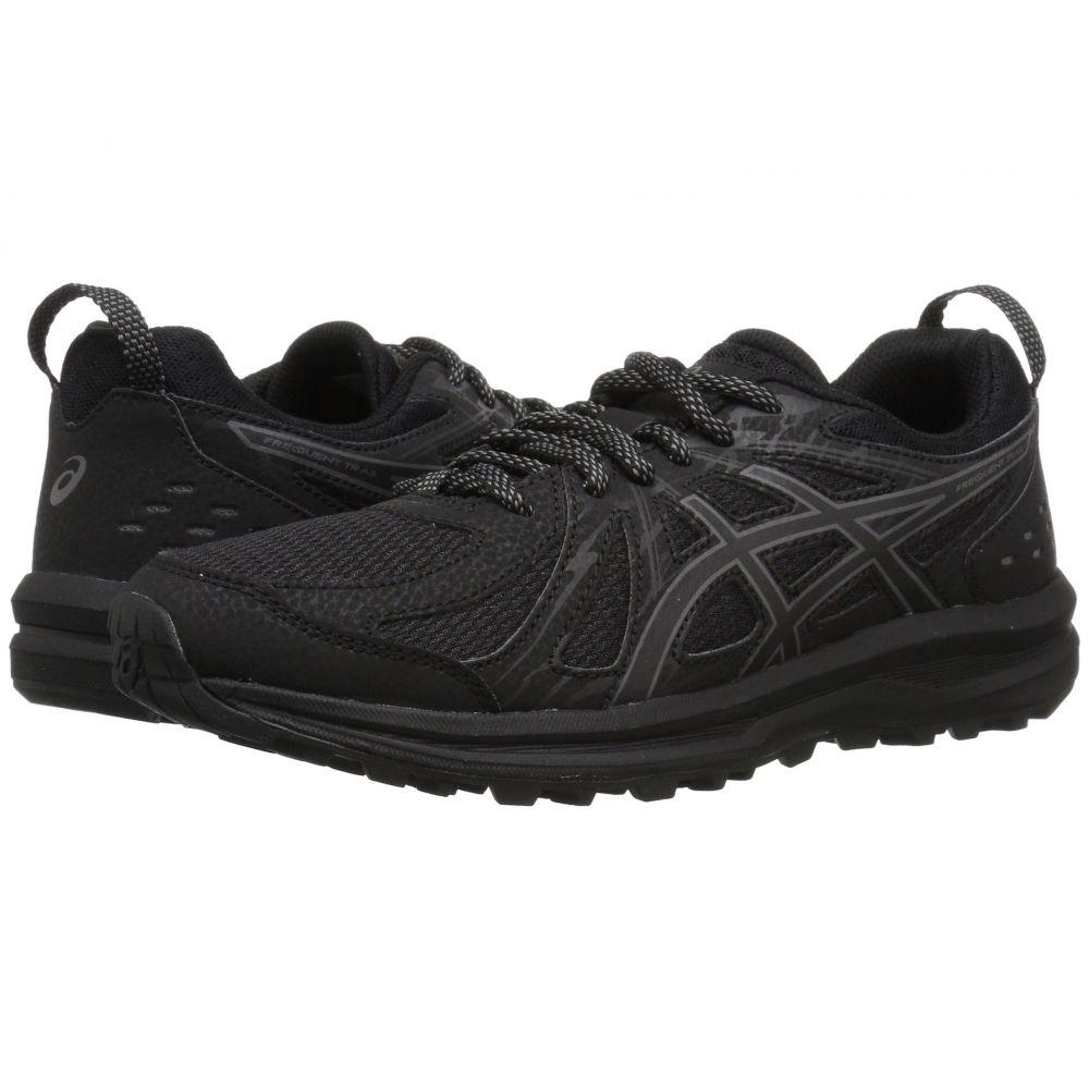 アシックス ASICS レディース ランニング・ウォーキング シューズ・靴【Frequent Trail】Black/Carbon