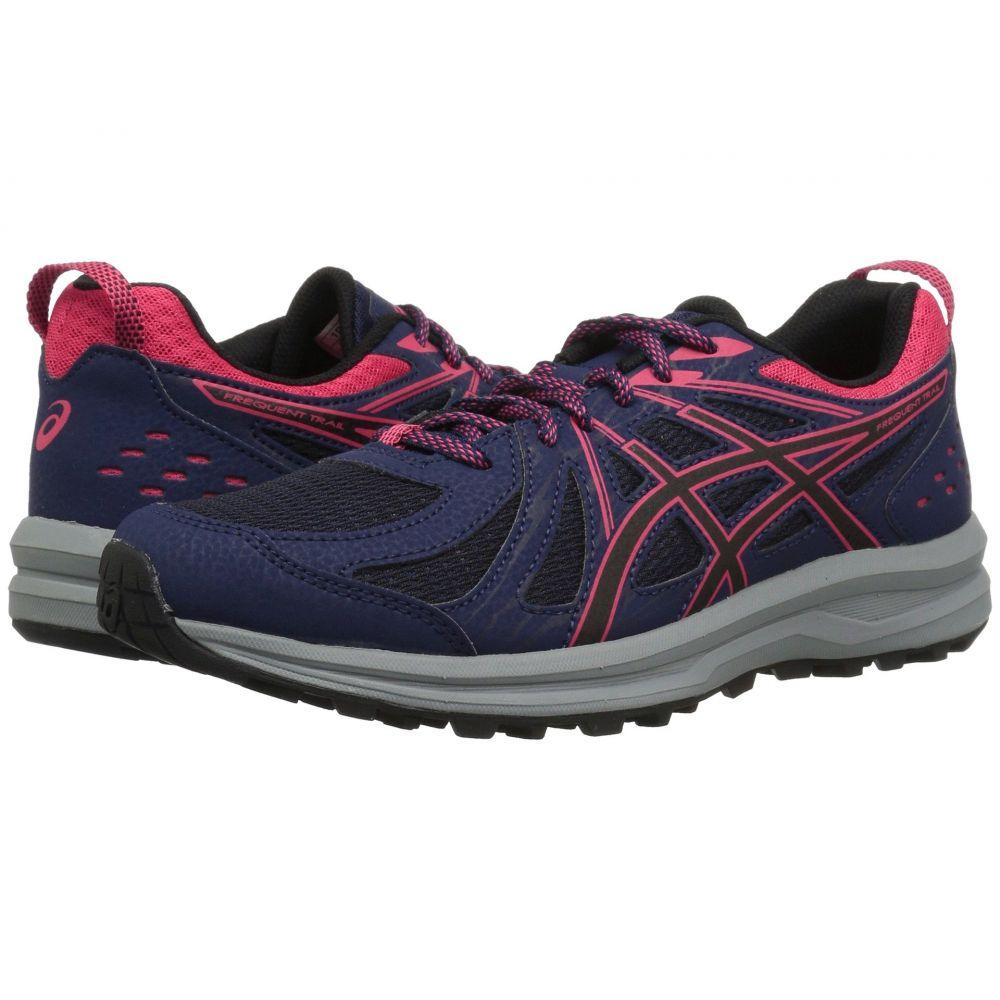 アシックス ASICS レディース ランニング・ウォーキング シューズ・靴【Frequent Trail】Peacoat/Pixel Pink