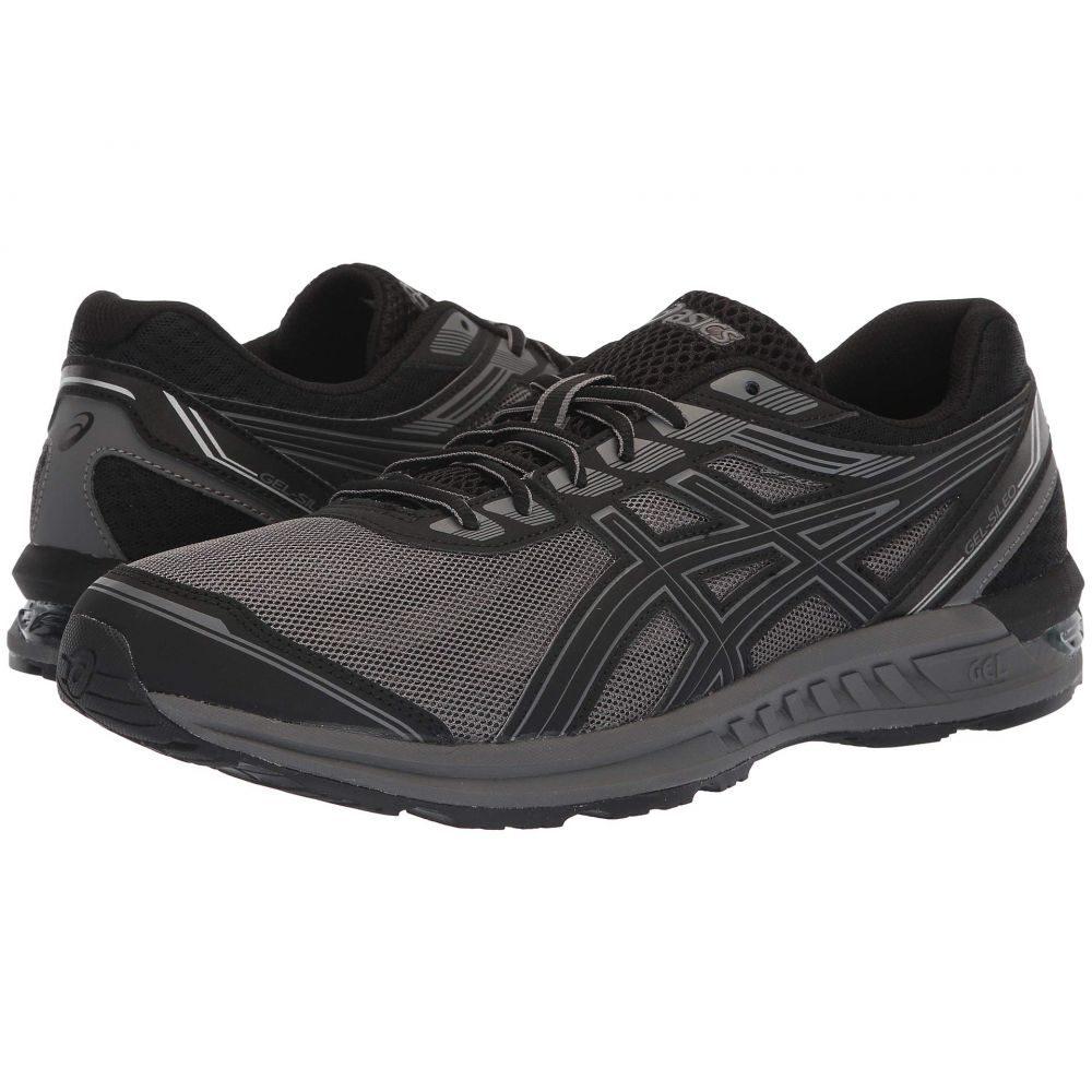 アシックス ASICS メンズ ランニング・ウォーキング シューズ・靴【Gel-Sileo】Black/Carbon