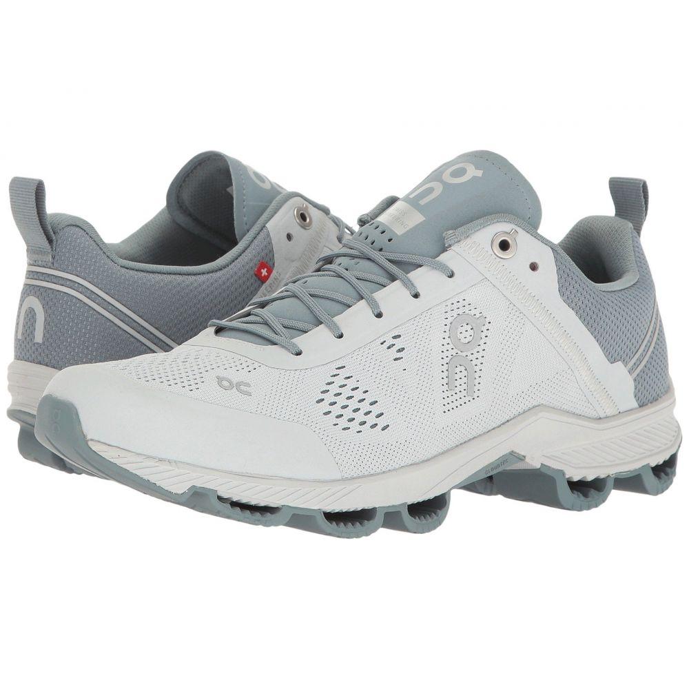 オン On レディース ランニング・ウォーキング シューズ・靴【Cloudsurfer】Glacier/White 1