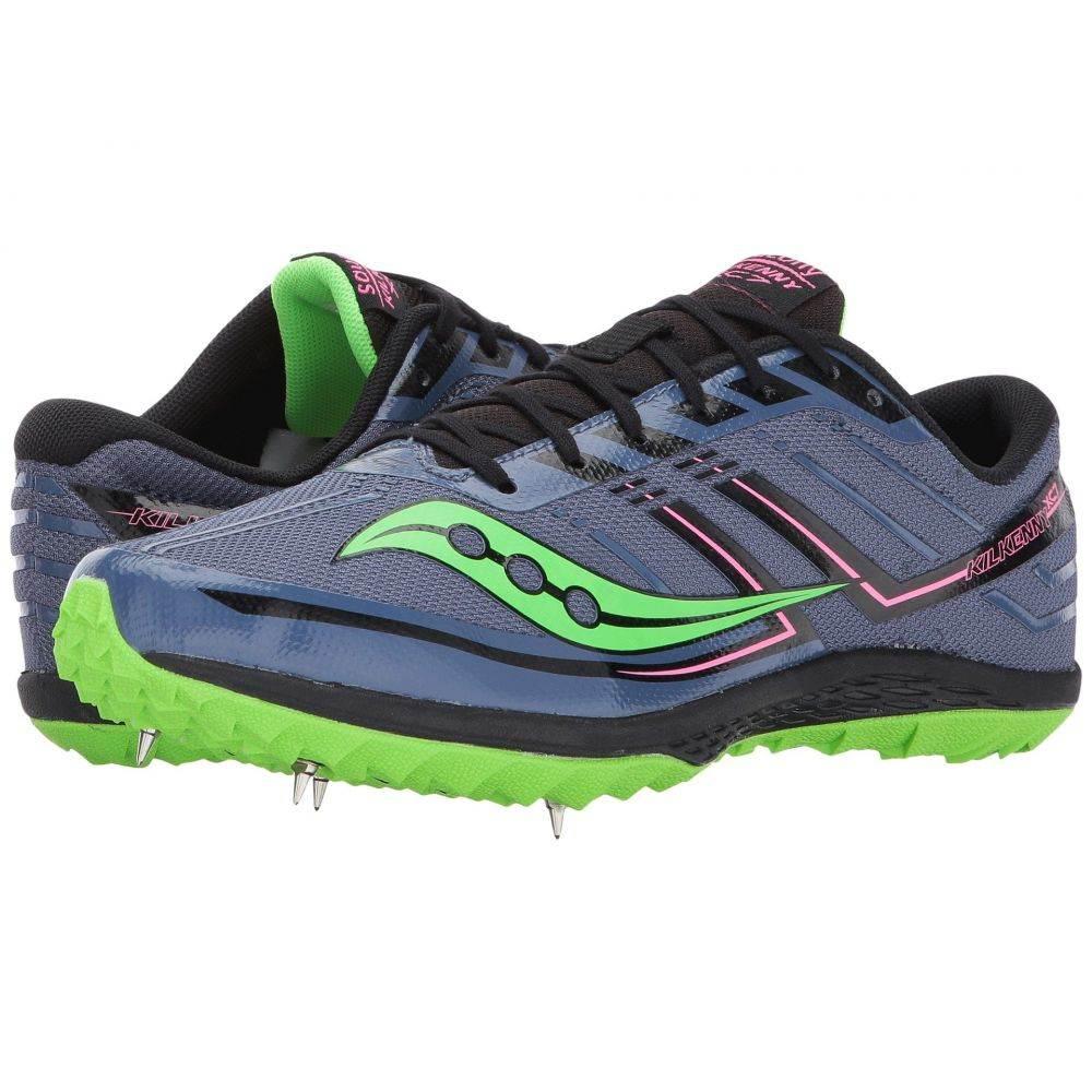 サッカニー Saucony レディース ランニング・ウォーキング シューズ・靴【Kilkenny XC7】Denim/Slime