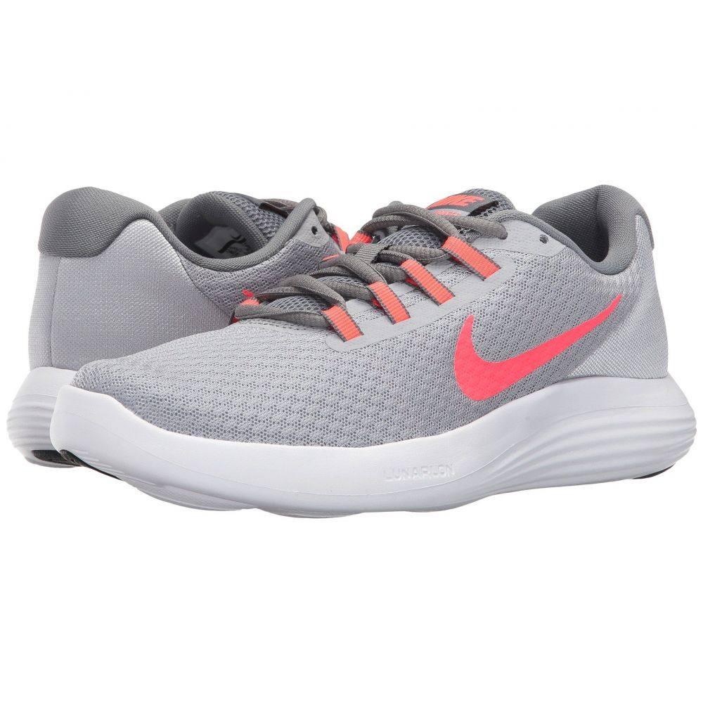 ナイキ Nike レディース ランニング・ウォーキング シューズ・靴【Lunar Converge】Wolf Grey/Solar Red/Cool Grey/Black