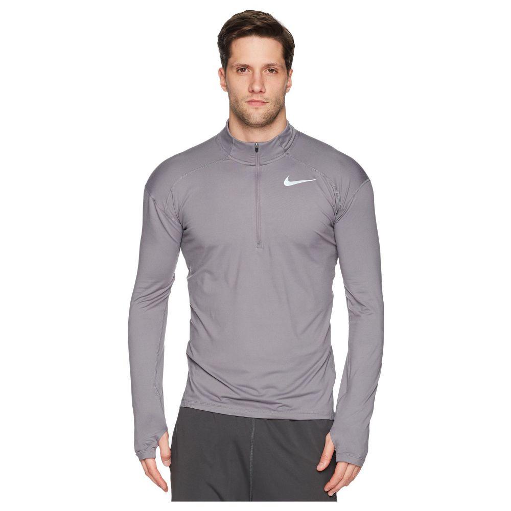 ナイキ Nike メンズ ランニング・ウォーキング トップス【Dry Element 1/2 Zip Running Top】Gunsmoke
