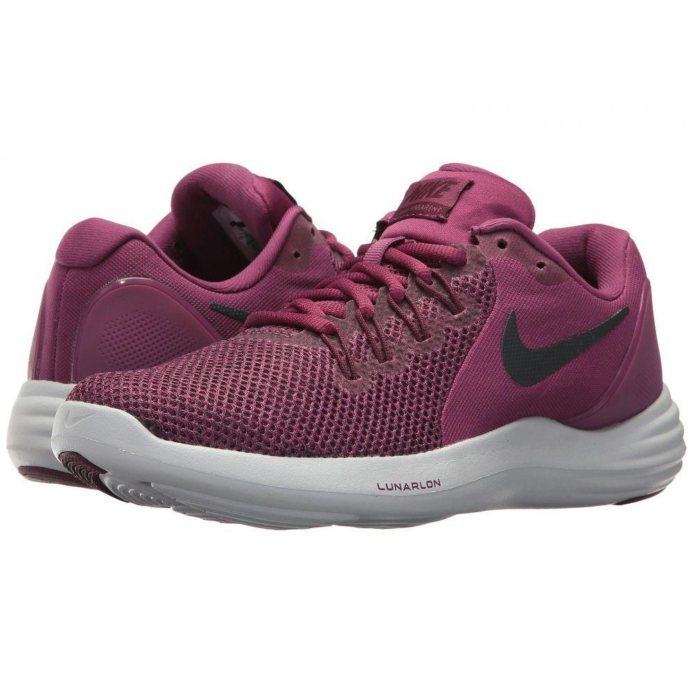 ナイキ Nike レディース ランニング・ウォーキング シューズ・靴【Lunar Apparent】Tea Berry/Anthracite/Bordeaux
