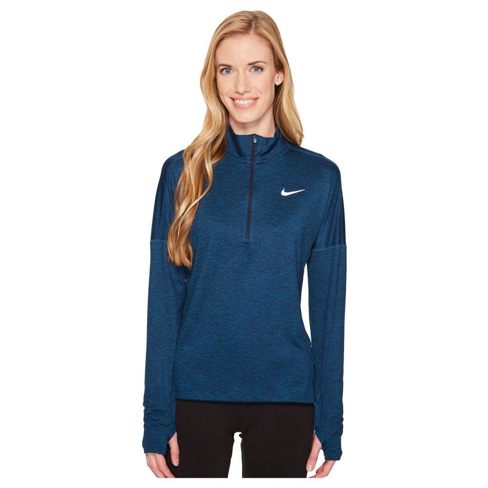 ナイキ Nike Top】Obsidian/Blue Running 1/2 レディース ランニング・ウォーキング トップス【Dry Element 1/2 Zip Running Top】Obsidian/Blue Force/Heather, メガネのマスダ:986b06ce --- kanda.ayz.pl