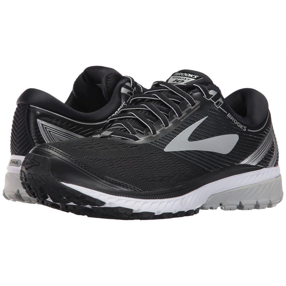 ブルックス Brooks メンズ ランニング・ウォーキング シューズ・靴【Ghost 10】Black/Silver/Ebony