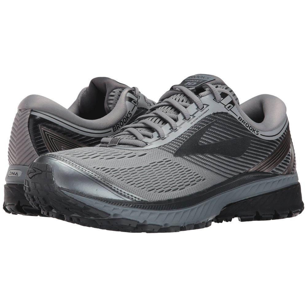 【ふるさと割】 ブルックス Brooks メンズ ランニング メンズ・ウォーキング Grey/Metallic シューズ・靴【Ghost ブルックス 10】Primer Grey/Metallic Charcoal/Ebony, オシカチョウ:7f55ec43 --- konecti.dominiotemporario.com