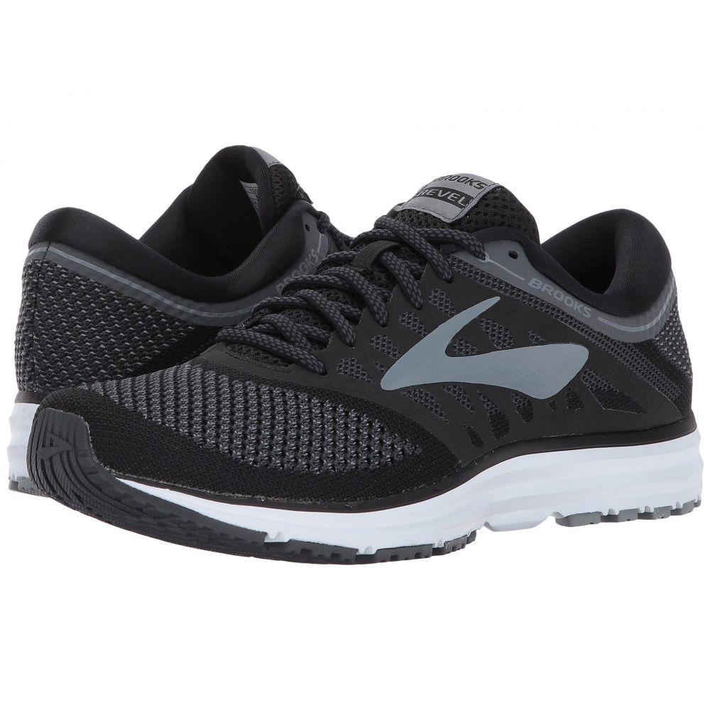 ブルックス Brooks レディース ランニング・ウォーキング シューズ・靴【Revel】Black/Anthracite/Primer Grey