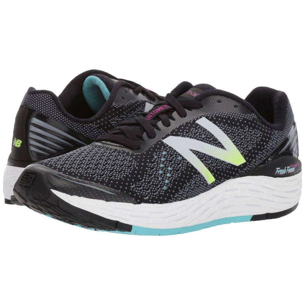 ニューバランス New Balance レディース ランニング・ウォーキング シューズ・靴【Fresh Foam Vongo v2】Black/Sea Spray