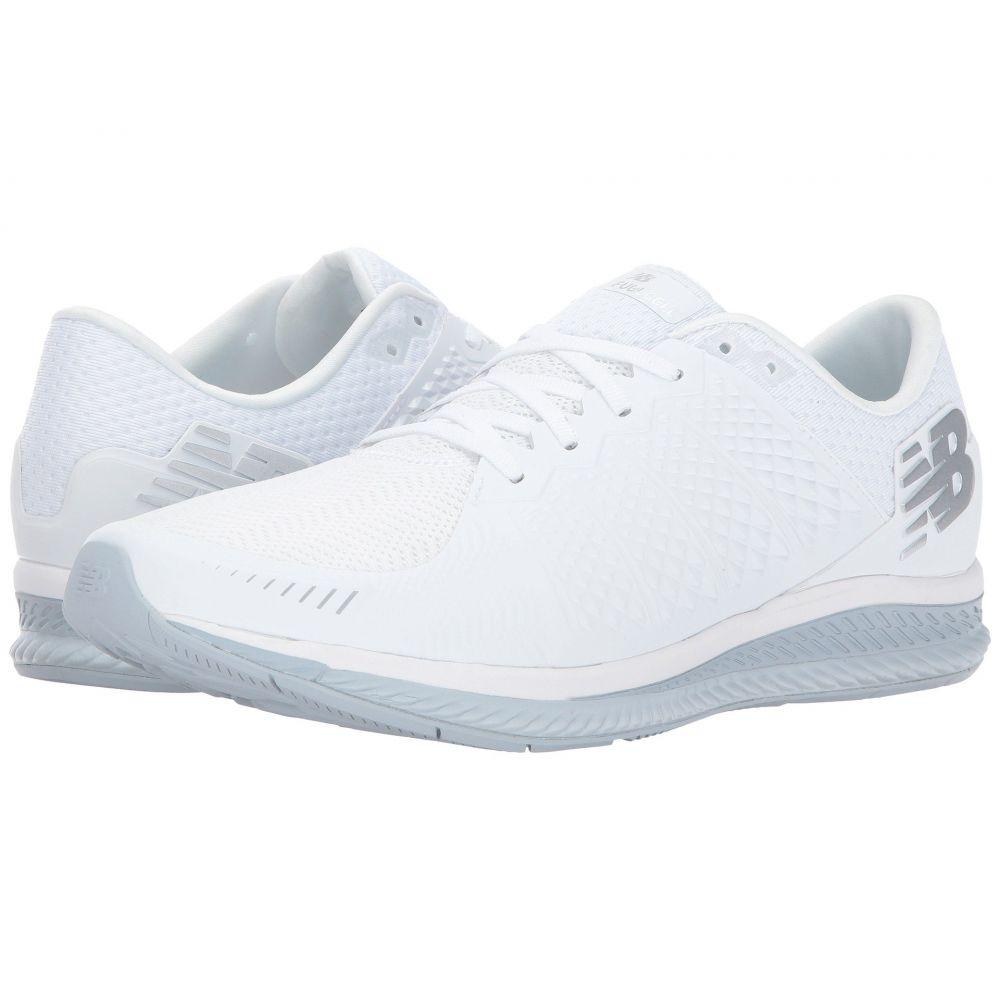 ニューバランス New Balance メンズ ランニング・ウォーキング シューズ・靴【Fuelcell v1】White/Grey