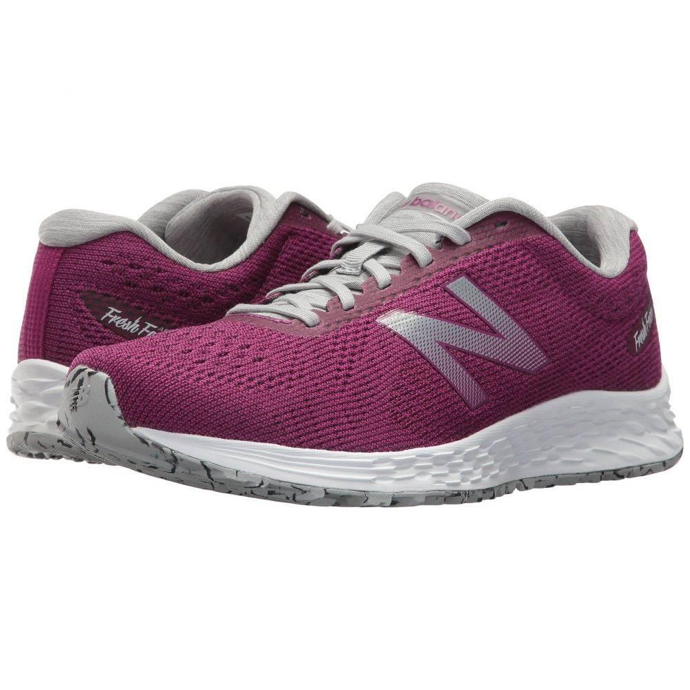 ニューバランス New Balance レディース ランニング・ウォーキング シューズ・靴【Arishi v1】Mulberry/Black
