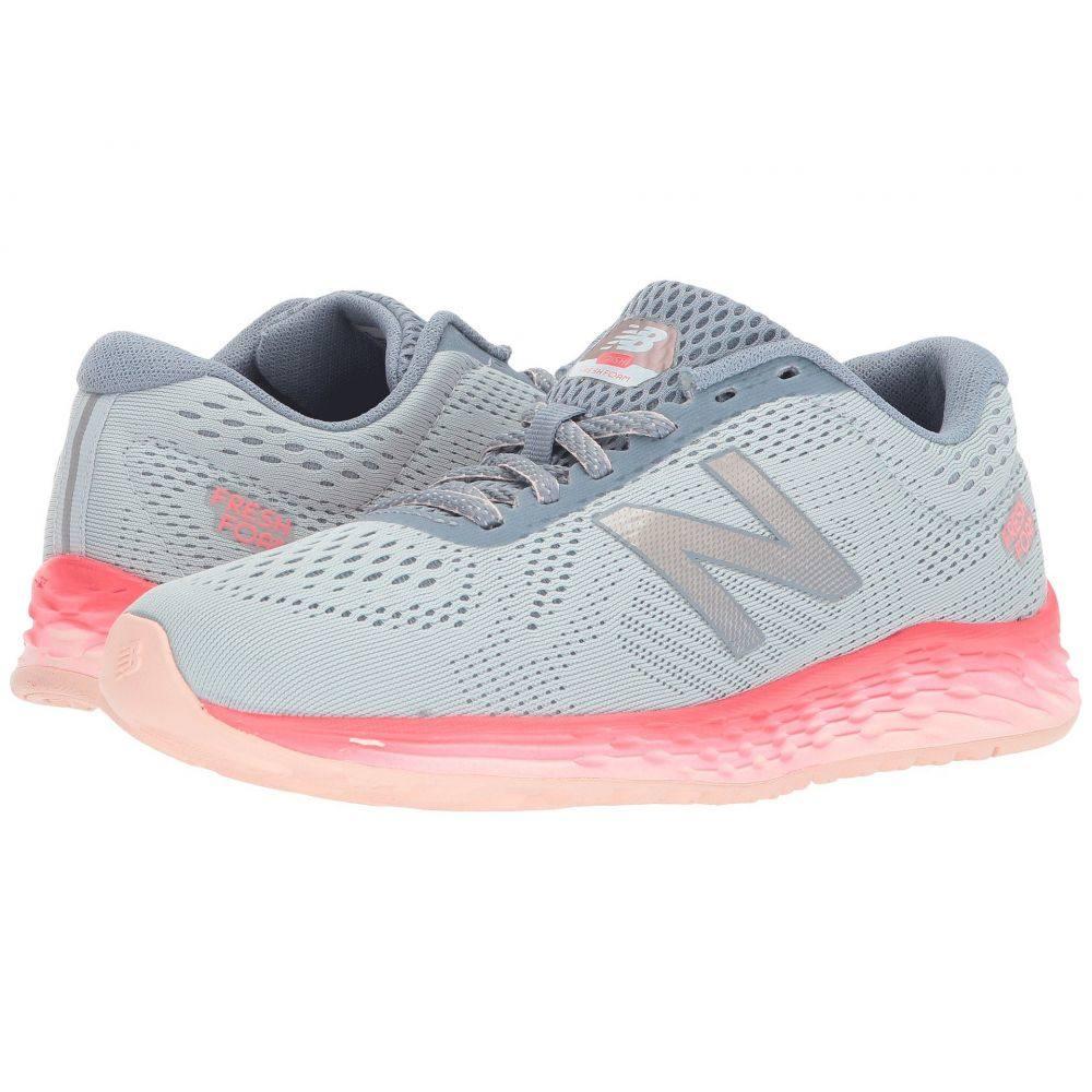 ニューバランス New Balance レディース ランニング・ウォーキング シューズ・靴【Arishi v1】Light Porcelain Blue/Vivid Coral/Sunrise Glo