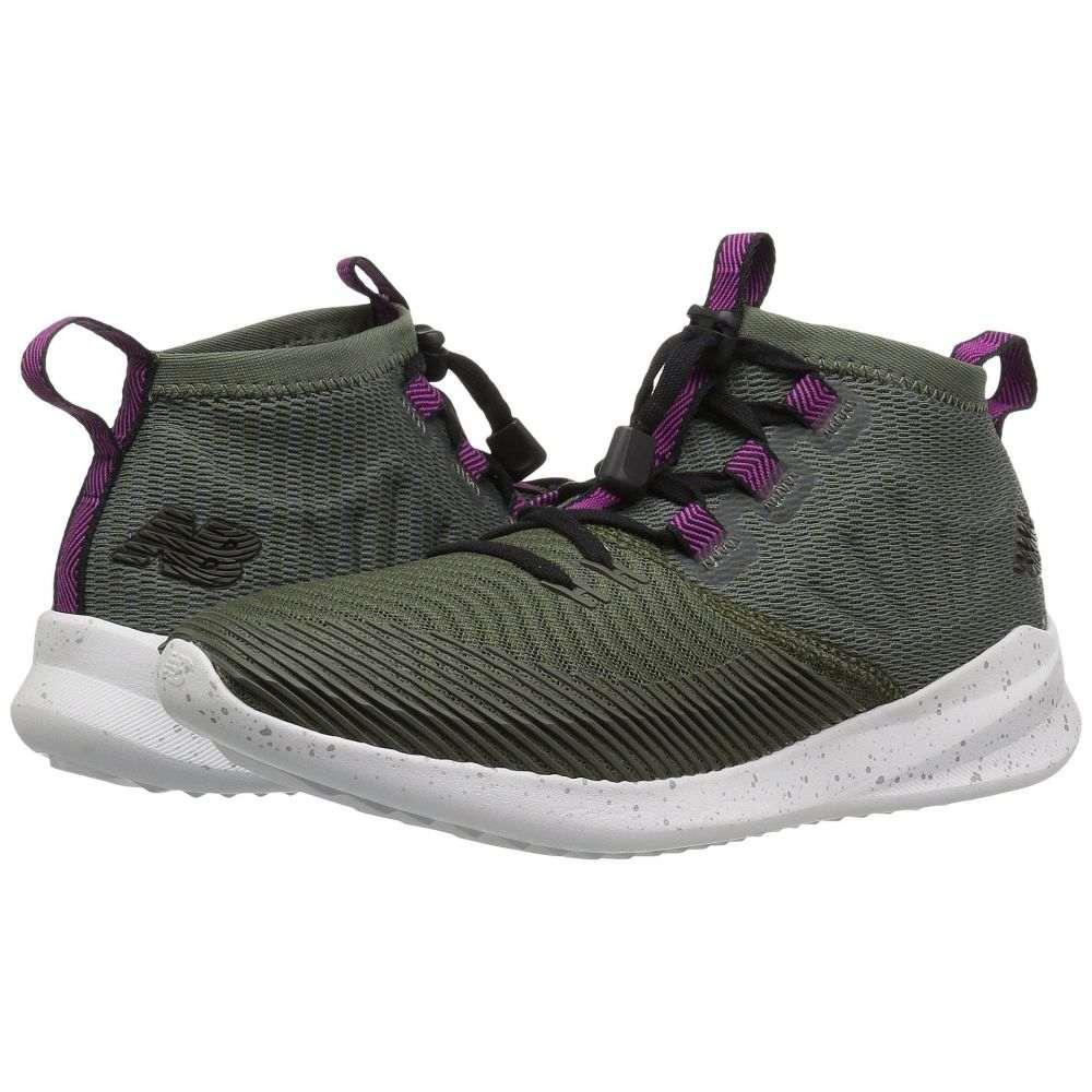 ニューバランス New Balance レディース ランニング・ウォーキング シューズ・靴【Cypher】Green/Poisonberry