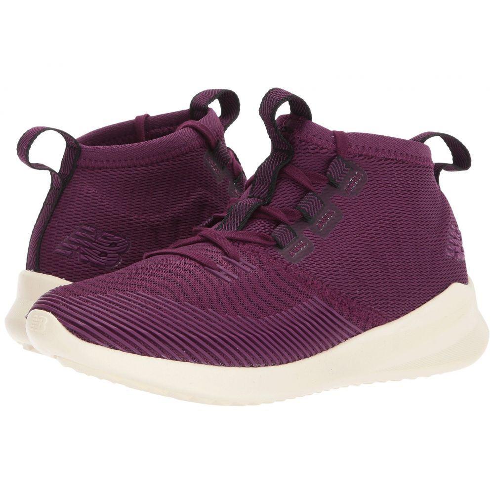 ニューバランス New Balance レディース ランニング・ウォーキング シューズ・靴【Cypher】Dark Mulberry/Angora