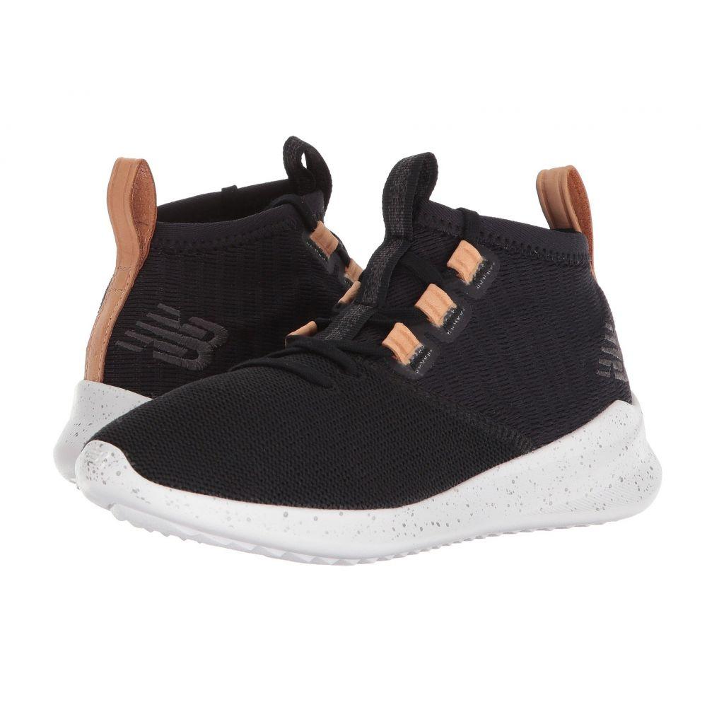ニューバランス New Balance レディース ランニング・ウォーキング シューズ・靴【Cypher】Black/Veg Tan Leather