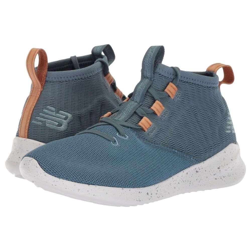 ニューバランス New Balance レディース ランニング・ウォーキング シューズ・靴【Cypher】Light Petrol/Veg Tan Leather