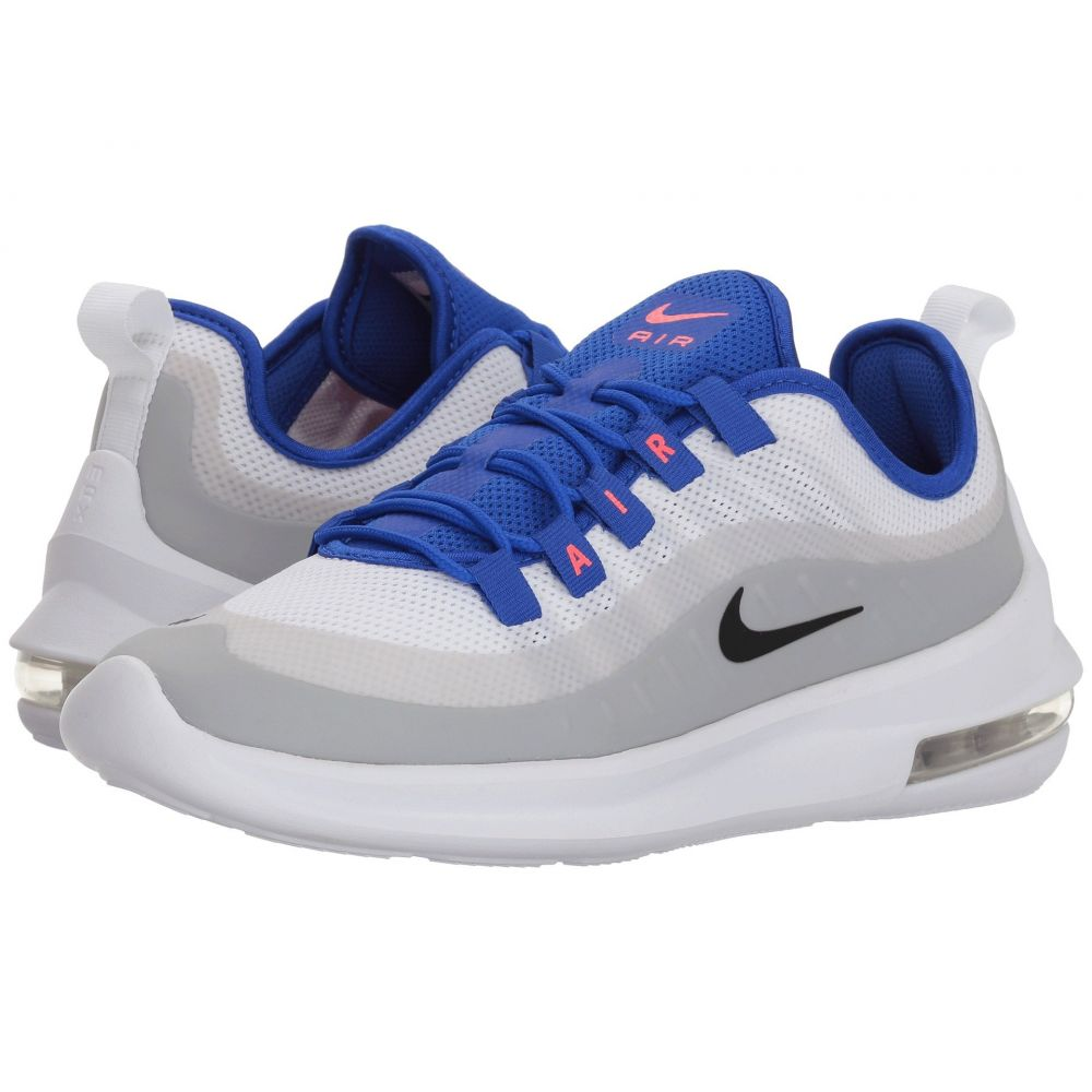 ナイキ Nike レディース ランニング・ウォーキング シューズ・靴【Air Max Axis】White/Black/Racer Blue/Solar Red
