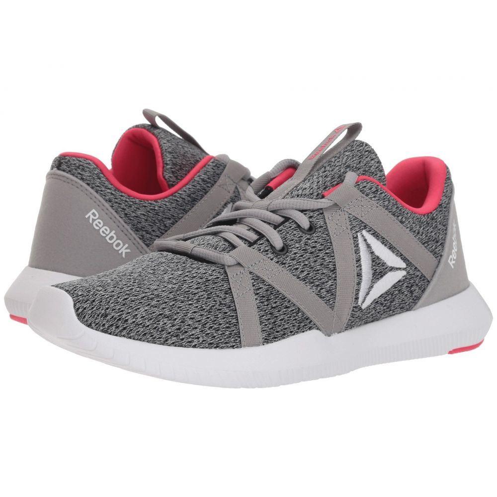 リーボック Reebok レディース ランニング・ウォーキング シューズ・靴【Reago Essential】Black/Medium Grey/White/Twisted Pink