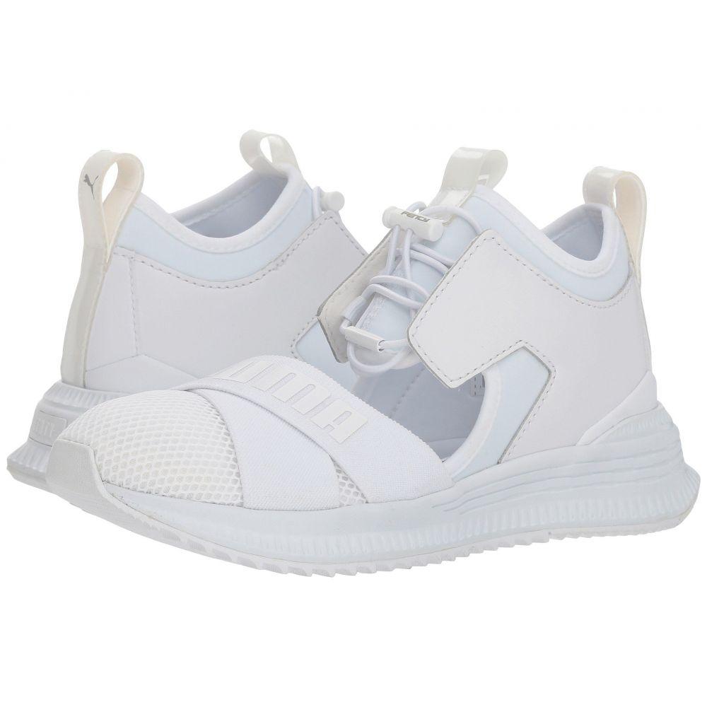 プーマ PUMA レディース ランニング・ウォーキング シューズ・靴【Fenty Avid】Puma White/Drizzle/Puma White