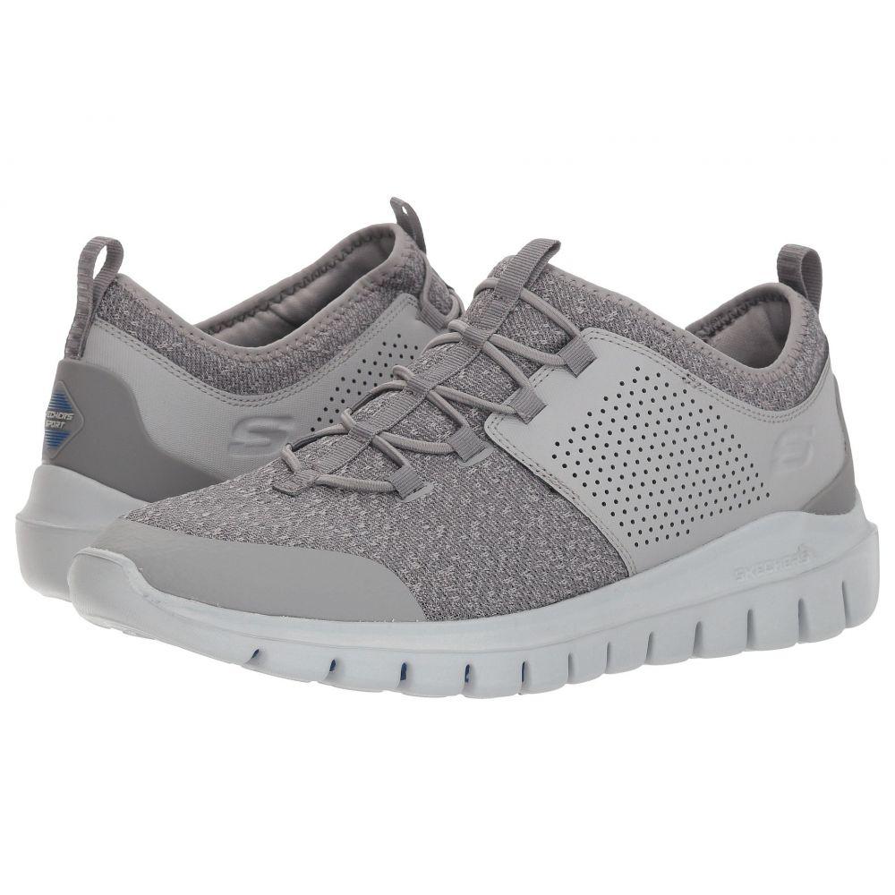 スケッチャーズ SKECHERS メンズ ランニング・ウォーキング シューズ・靴【Flex Reform】Charcoal