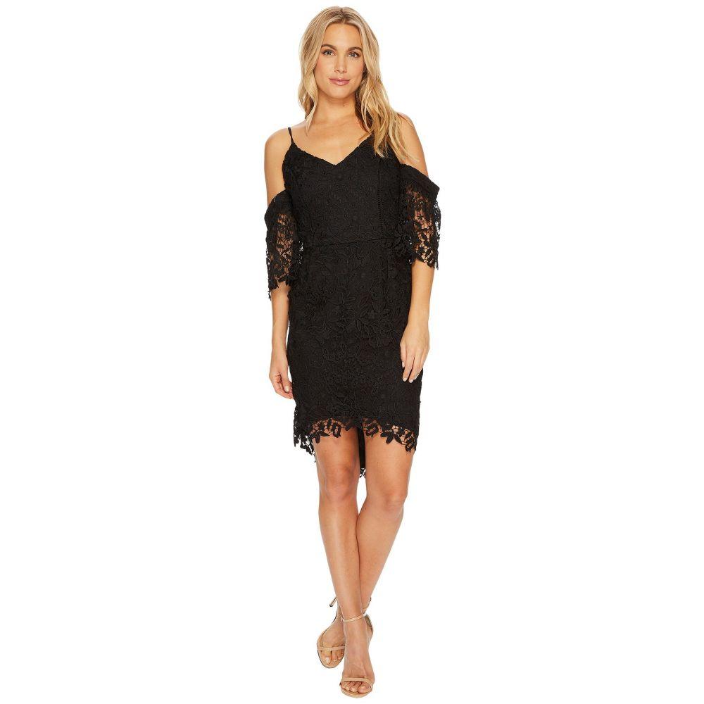 アドレイン ラエ Adelyn Rae レディース ワンピース・ドレス ワンピース【Krista High-Low Sheath Dress】Black