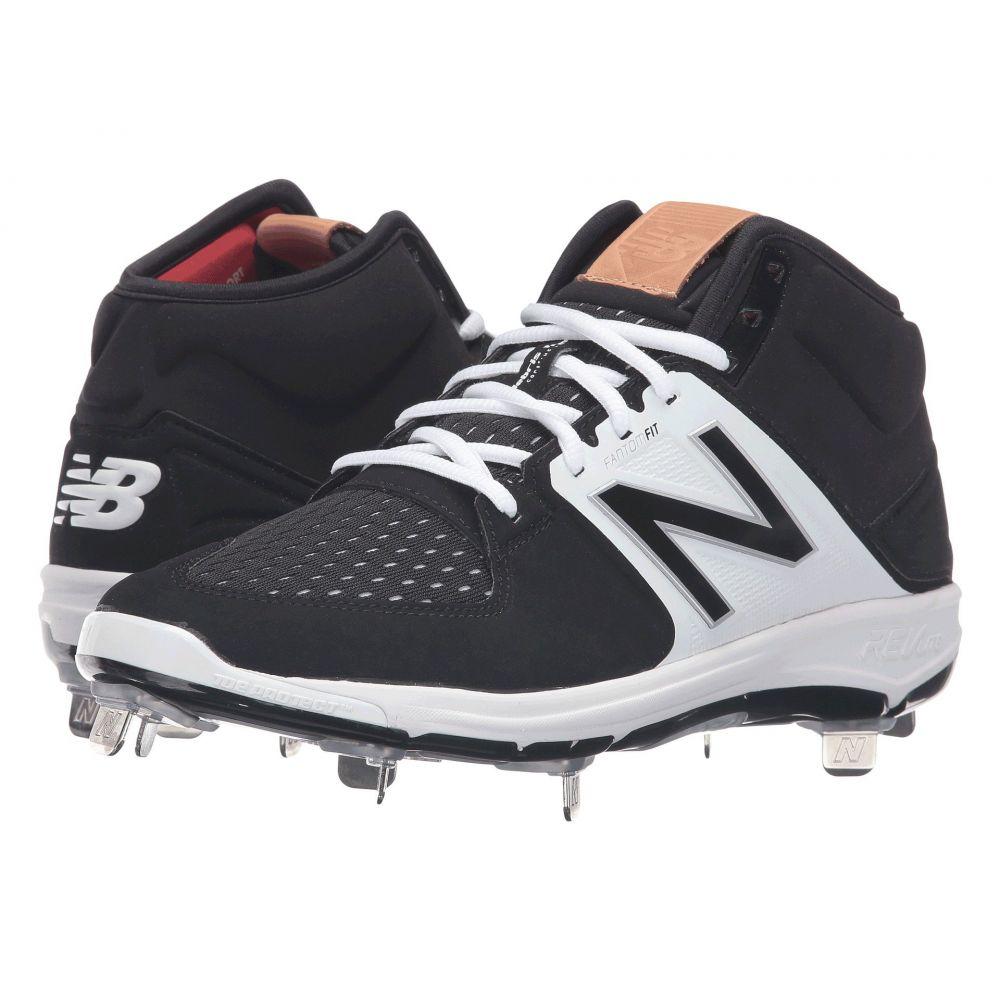 ニューバランス New Balance メンズ 野球 シューズ・靴【M3000v3】Black/White