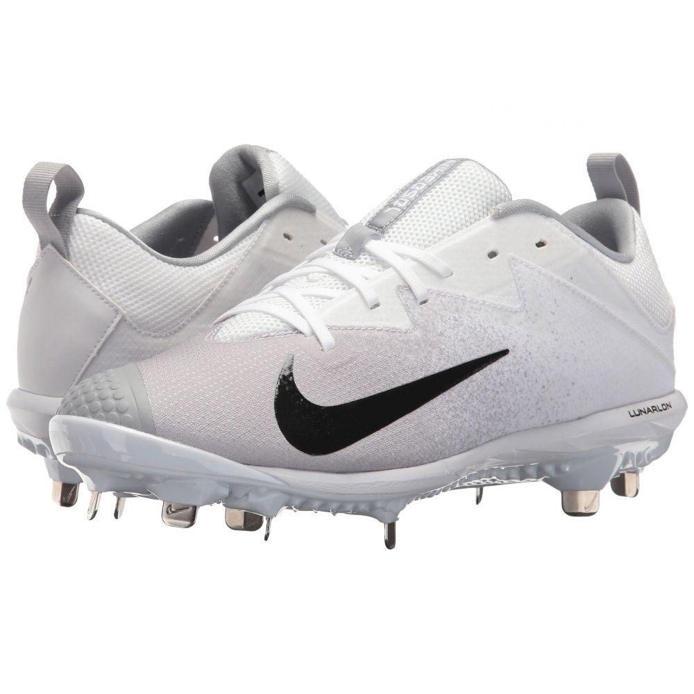 ナイキ Nike メンズ 野球 シューズ・靴【Vapor Ultrafly Pro】White/Black/Wolf Grey