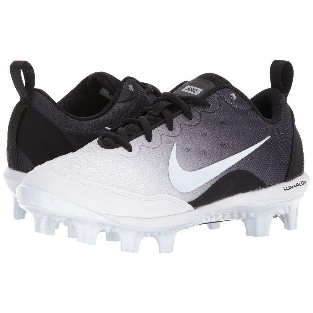 ナイキ Nike レディース 野球 シューズ・靴【Hyperdiamond 2 Pro MCS】Black/White/White/Wolf Grey