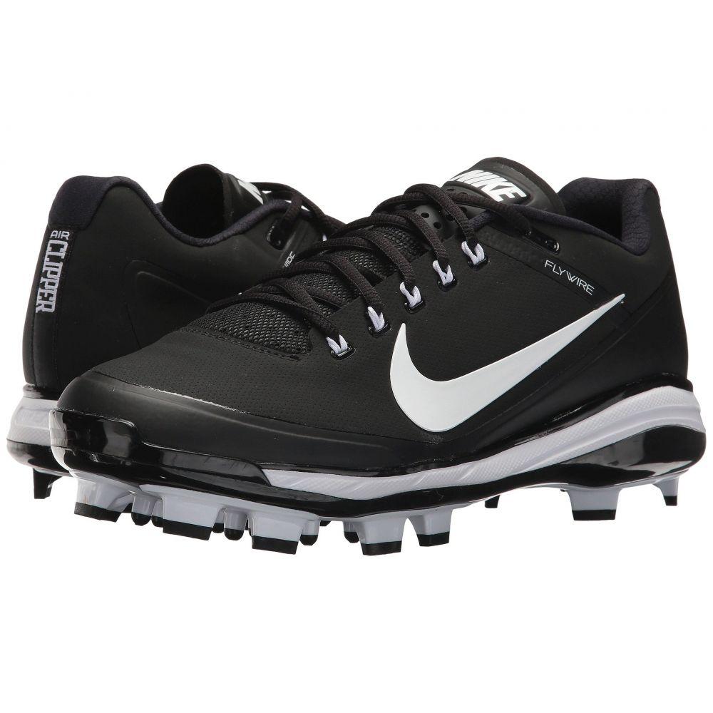 ナイキ Nike メンズ 野球 シューズ・靴【Clipper '17 MCS】Black/White/White