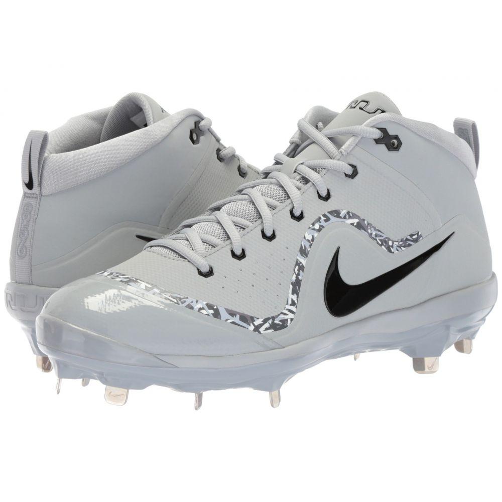 ナイキ Nike メンズ 野球 シューズ・靴【Air Trout 4 Pro】Wolf Grey/Black/Cool Grey/Dark Grey