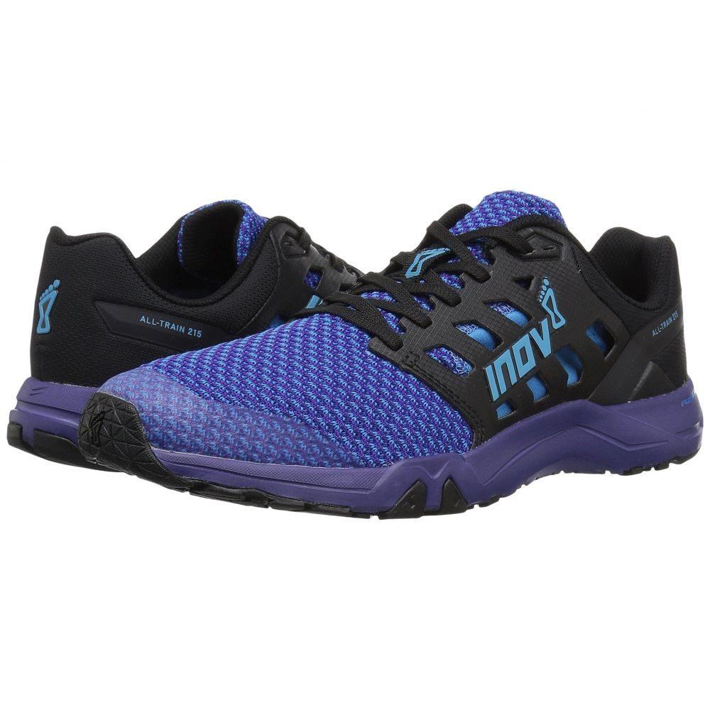 イノヴェイト inov-8 レディース シューズ・靴【All Train 215 Knit】Blue/Purple