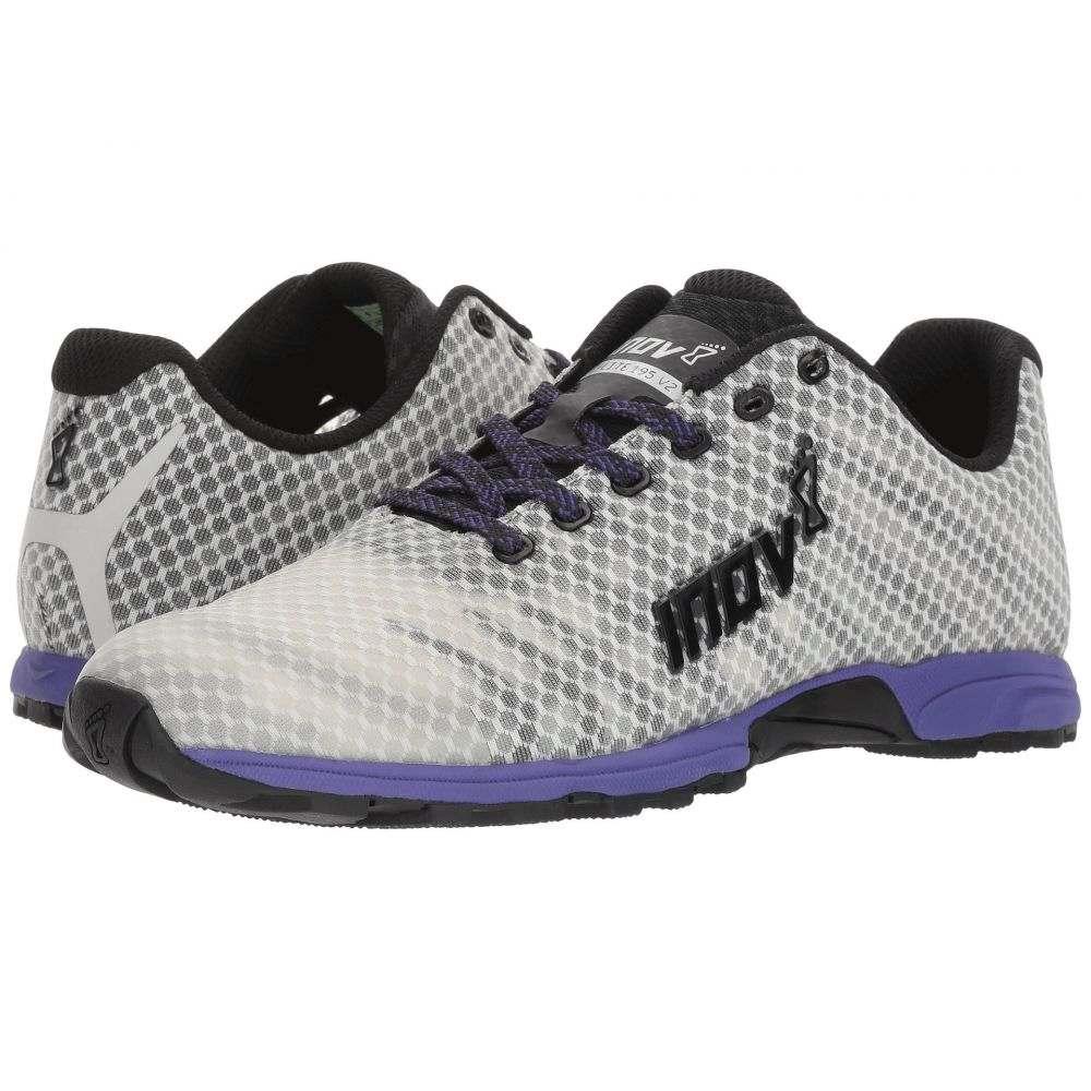 イノヴェイト inov-8 レディース シューズ・靴【F-Lite 195 V2】Grey/Purple