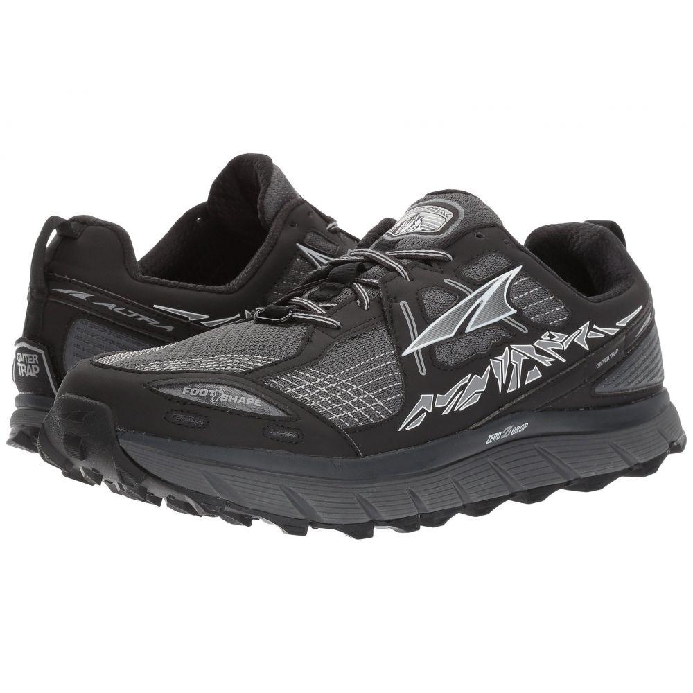 アルトラ Altra Footwear メンズ ランニング・ウォーキング シューズ・靴【Lone Peak 3.5】Black