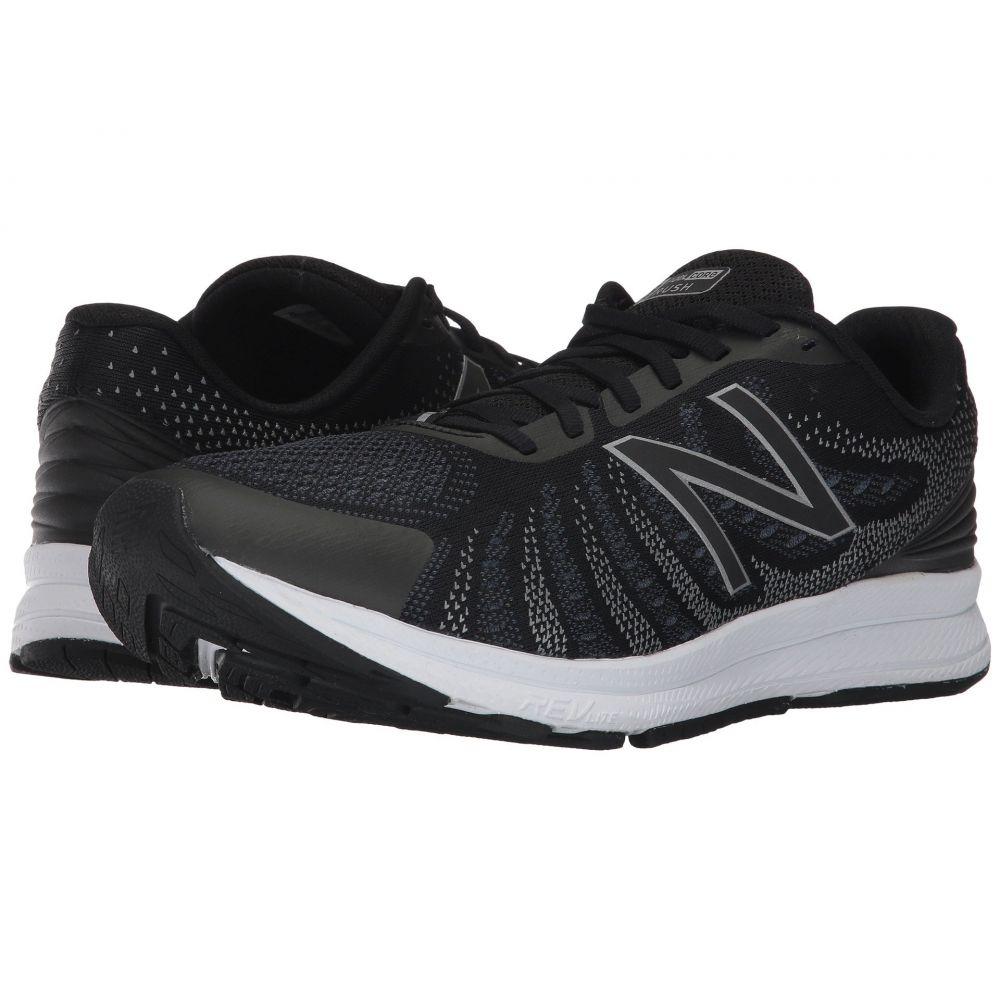 ニューバランス New Balance メンズ ランニング・ウォーキング シューズ・靴【Rush V3】Black/Thunder/White