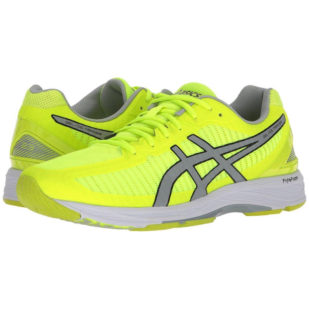 アシックス ASICS メンズ ランニング・ウォーキング シューズ・靴【GEL-DS Trainer 23】Safety Yellow/Mid Grey/White