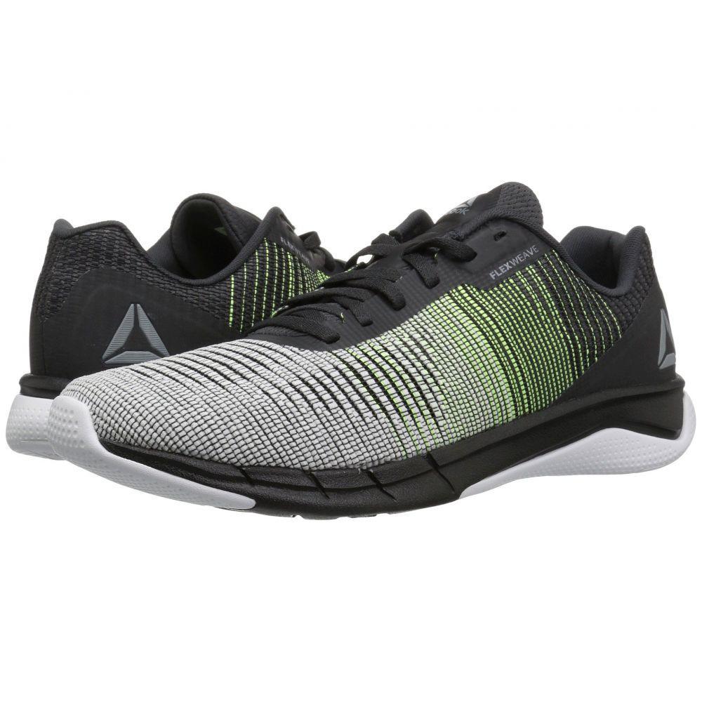 リーボック Reebok メンズ ランニング・ウォーキング シューズ・靴【Flexweave Run】Alloy/Electric Flash/Coal/White