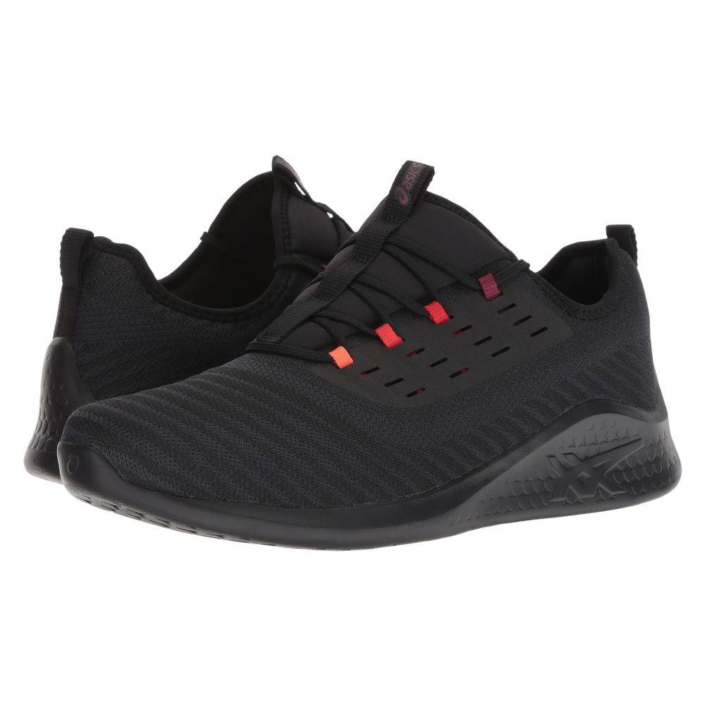 アシックス ASICS メンズ ランニング・ウォーキング シューズ・靴【Fuzetora Twist】Black/Cordovan