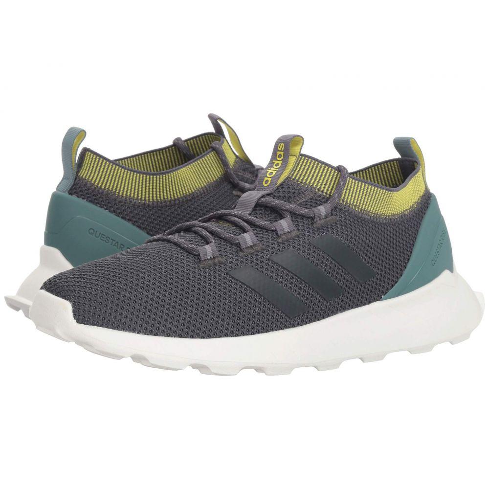 アディダス adidas メンズ ランニング・ウォーキング シューズ・靴【Questar Rise】Grey Five/Carbon/Grey Three