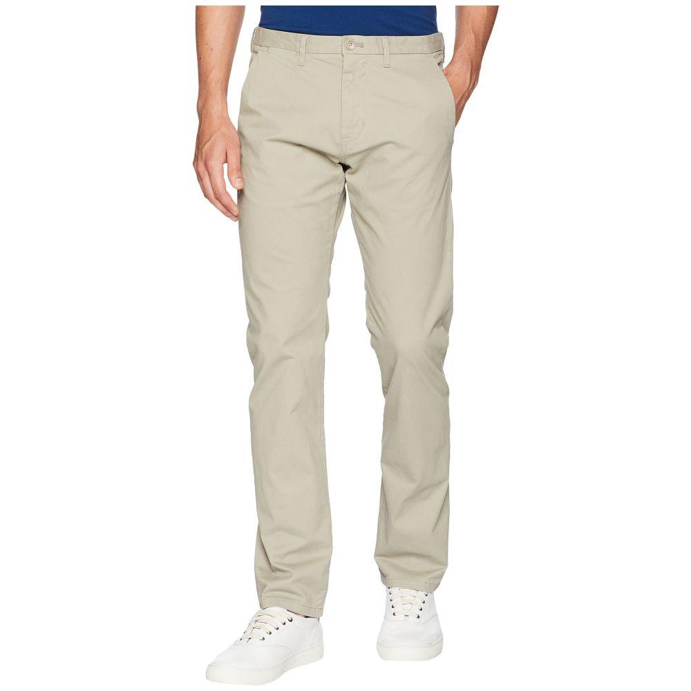 カルバンクライン Calvin Klein メンズ ボトムス・パンツ チノパン【Chino Pants with Back Coin Pocket】Vintage Taupe