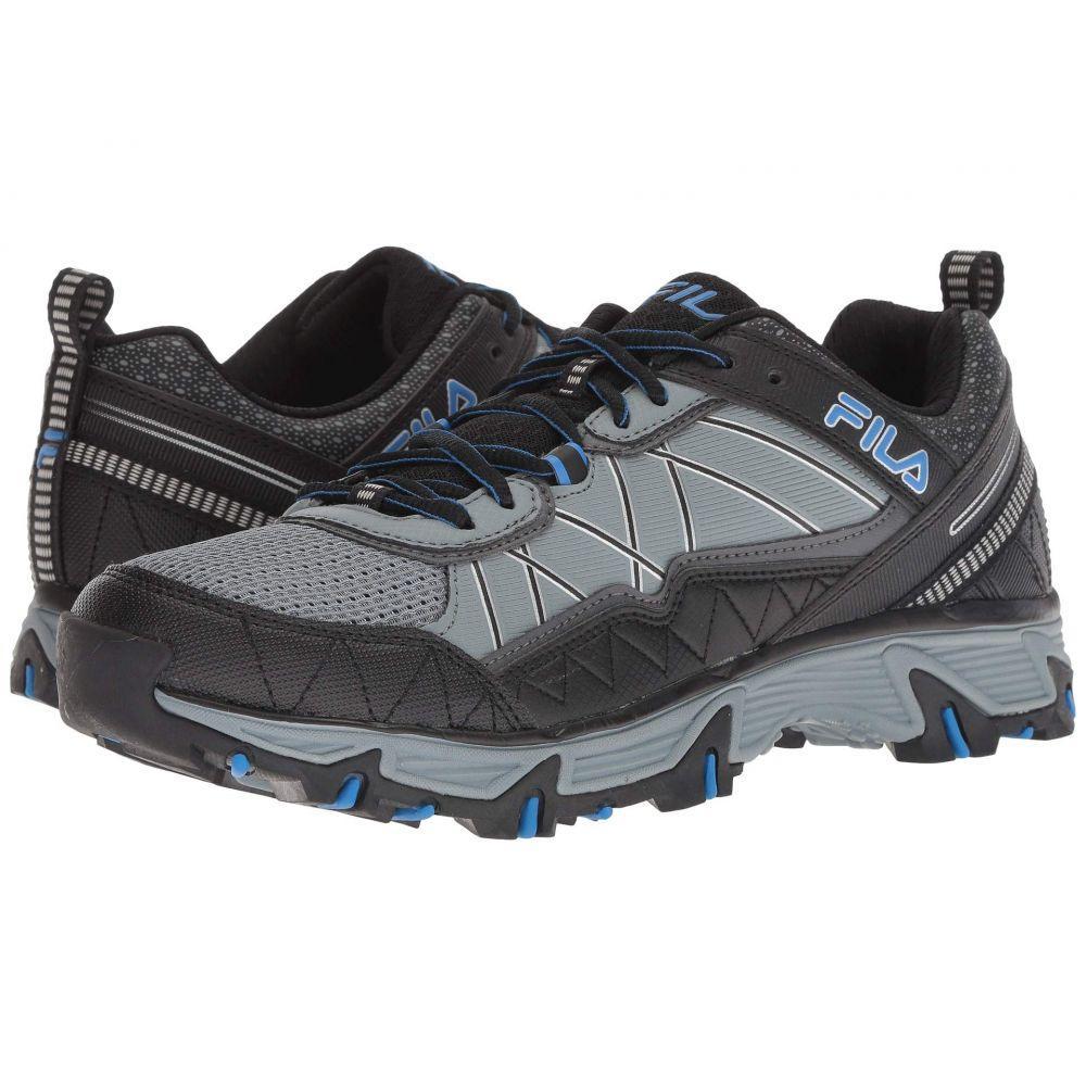 フィラ Fila メンズ ランニング・ウォーキング シューズ・靴【At Peake 20】Monument/Black/Electric Blue