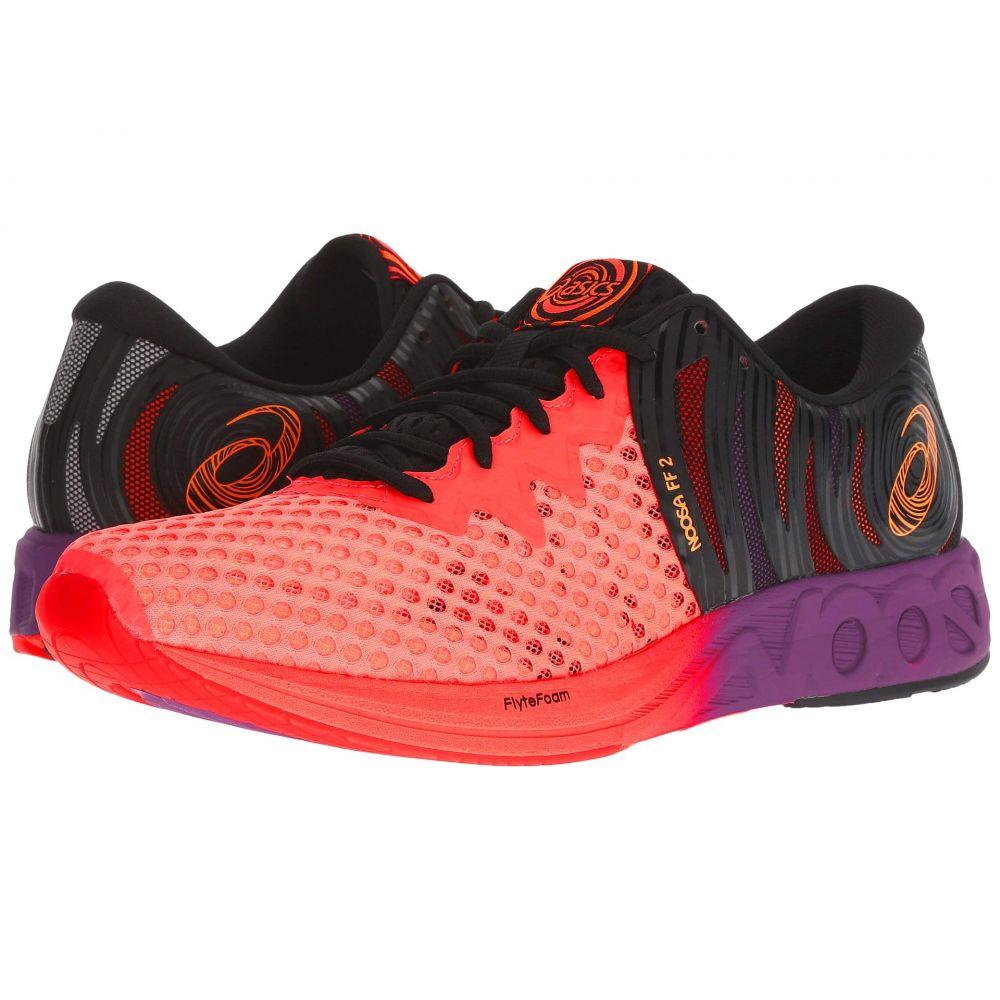 アシックス ASICS メンズ ランニング・ウォーキング シューズ・靴【Noosa FF 2】Coral/Orange/Black