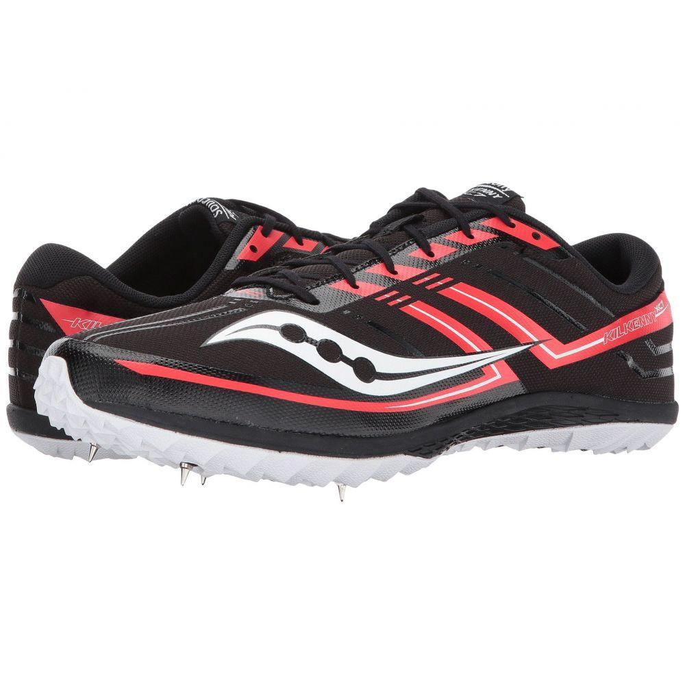 サッカニー Saucony メンズ ランニング・ウォーキング シューズ・靴【Kilkenny XC7】Black/Red