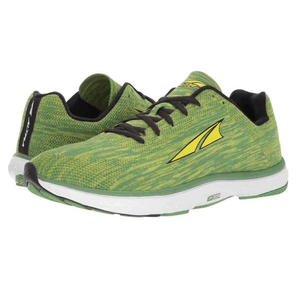 アルトラ Altra Footwear メンズ ランニング・ウォーキング シューズ・靴【Escalante】Green