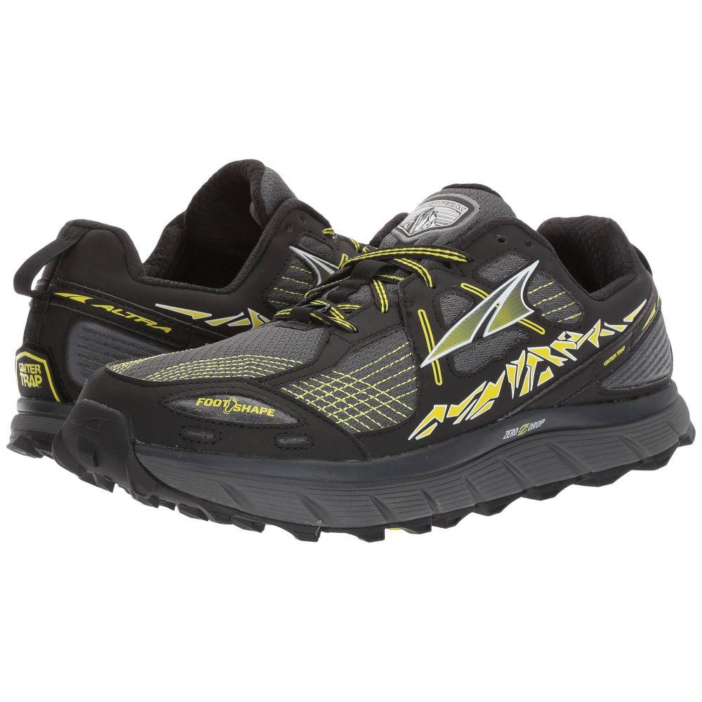 アルトラ Altra Footwear メンズ ランニング・ウォーキング シューズ・靴【Lone Peak 3.5】Yellow